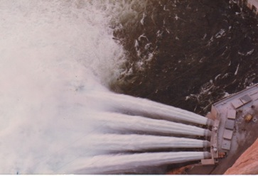 Hoover Dam Tours >> 1983 High Water Trip Report by Dr. Charles Zemach - Rafting Grand Canyon